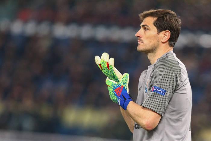 """Gianluigi Buffon pożegnał Ikera Casillasa. """"Dziękuję. Bez Ciebie wszystko znaczyłoby mniej"""""""