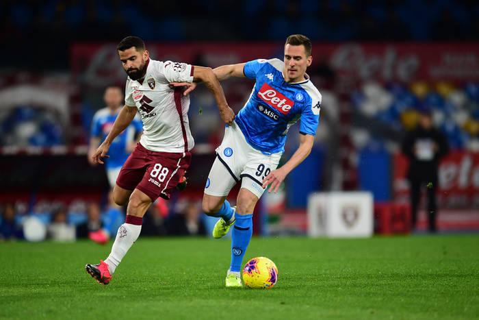 """Gigant Premier League chce Arkadiusza Milika! """"Był kontakt z Napoli"""""""