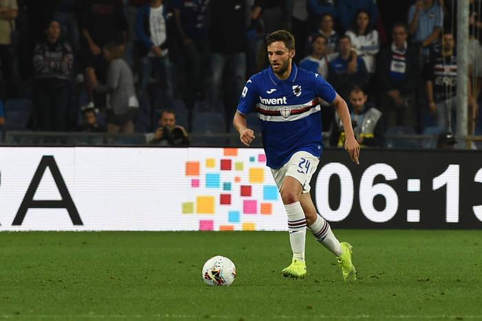 """Bartosz Bereszyński pod ostrzałem mediów po meczu z Juventusem. """"Był niezdarny, miał ciągłe trudności"""""""