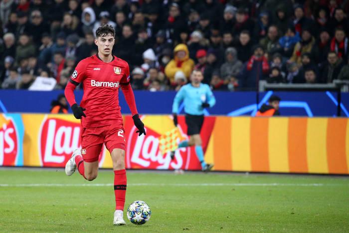 Składy na mecz Borussia Moenchengladbach - Bayer Leverkusen. Goście liczą na Kaia Havertza