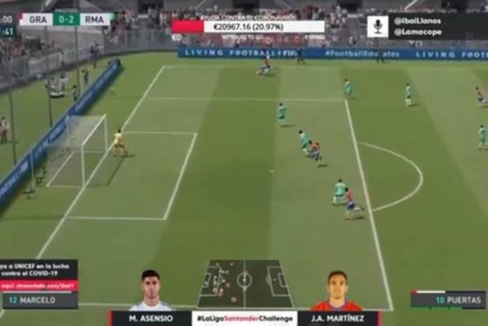 Piłkarze La Ligi zagrali w turnieju charytatywnym w FIFA 20. FC Barcelona dostała zakaz od... producenta PES