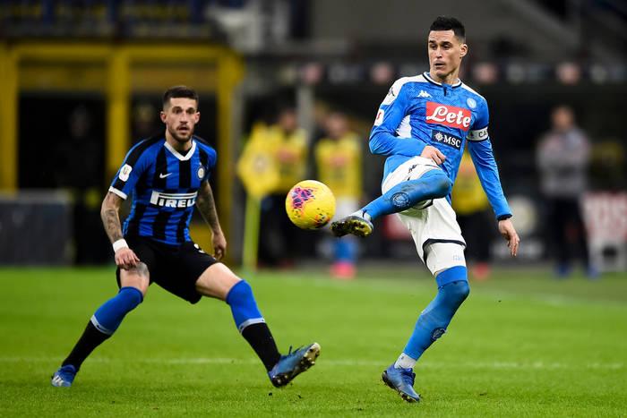 Jose Callejon odejdzie z Napoli? Może zmienić ligę