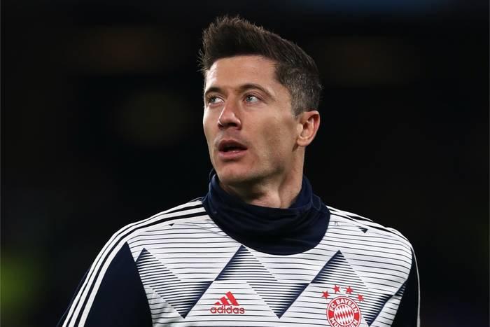 """Dziennikarz potwierdza zakusy Bayernu Monachium. """"Robert Lewandowski nie będzie zawiedziony takim piłkarzem"""""""