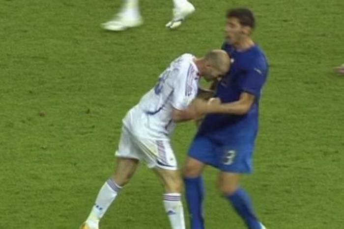 """Były reprezentant Francji wspomina atak Zidane'a na Materazziego. """"Nie rozmawiałem z nim przez dwa lata"""""""