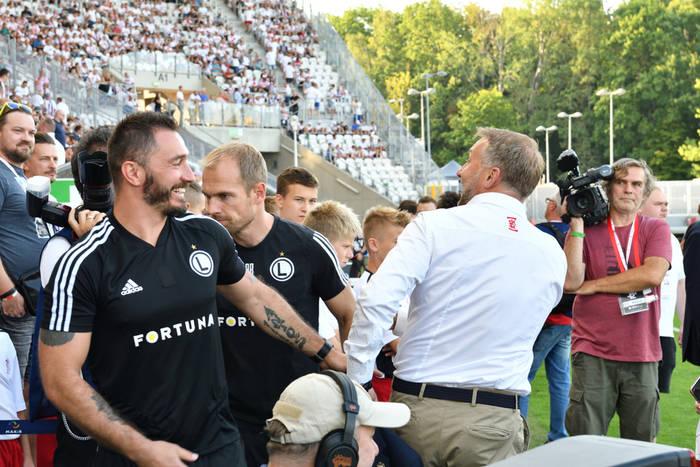 """Marek Saganowski wybrał kluczowy moment Superpucharu Polski. """"W takim wypadku trudno mówić o wygranej"""""""