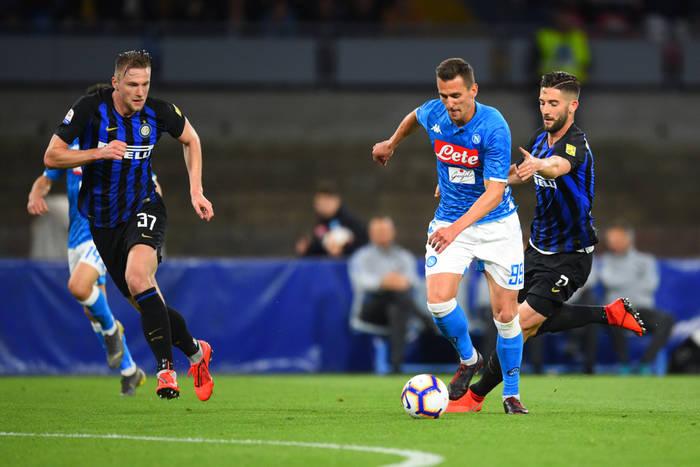 Media: Napoli obniżyło żądania za Arkadiusza Milika. Dla Juventusu to wciąż za dużo