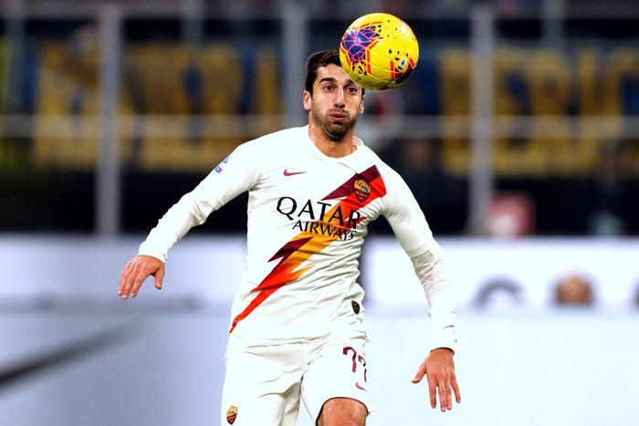 Hat-trick Mchitarjana dał zwycięstwo AS Romie. Inter Mediolan i Atalanta podzieliły się punktami  [WIDEO]