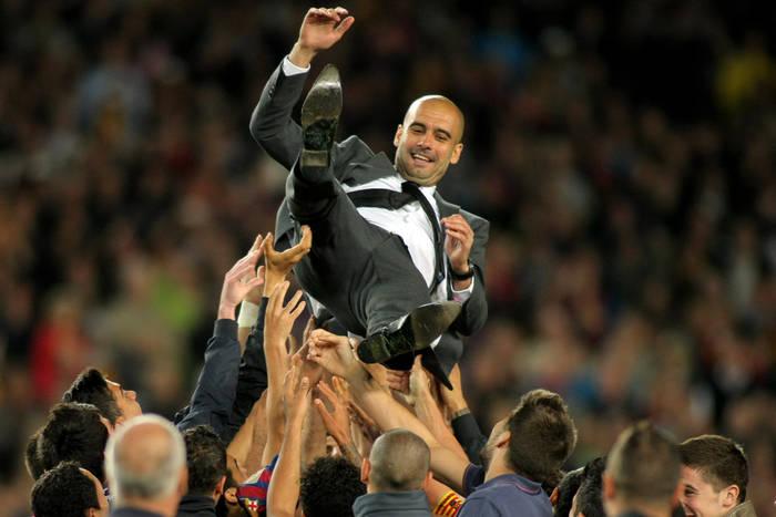 """Pep Guardiola nie wróci do FC Barcelony? """"To nie nastąpi, ponieważ jest bardzo inteligentny"""""""