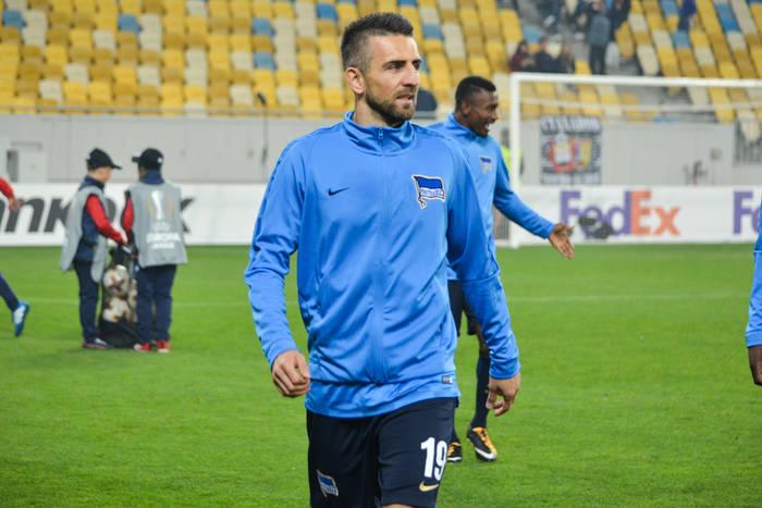 Vedad Ibisević: Nie mam żadnych przywilejów. Dostałem szansę i ją wykorzystuję