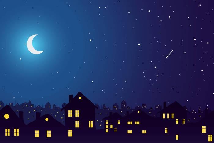 Jak tu ciemno, jak tu przyjemnie... Tryb nocny wrócił na Meczyki!