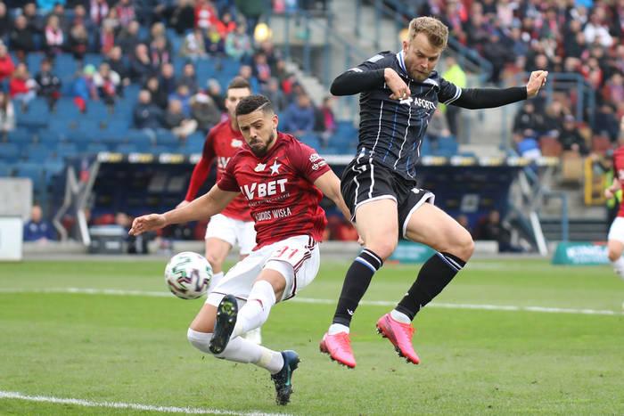 Hebert nie dokończy sezonu w Wiśle Kraków