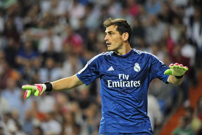 Iker Casillas: Wierzę, że mój nowy etap będzie w Realu Madryt