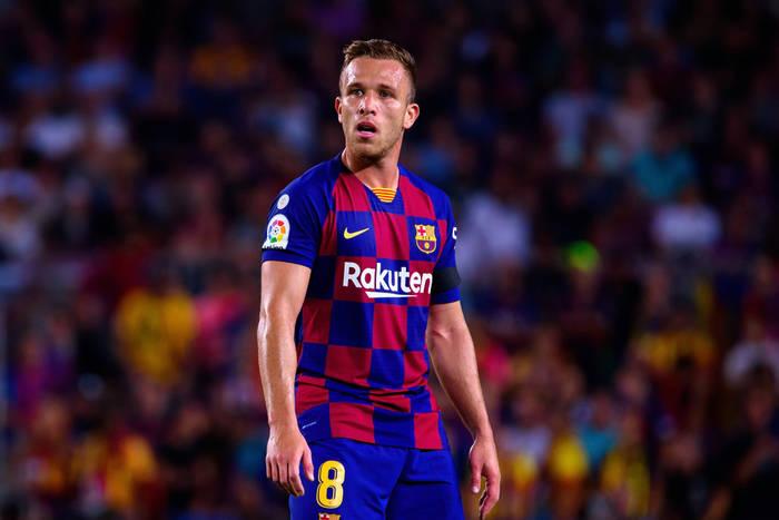 """Arthur dziękuje Juventusowi. """"Trafię do wspaniałego klubu"""""""