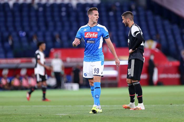 Ceniony włoski dziennikarz pisze o transferze Arkadiusza Milika. Wymiana z Tottenhamem lub Juventusem