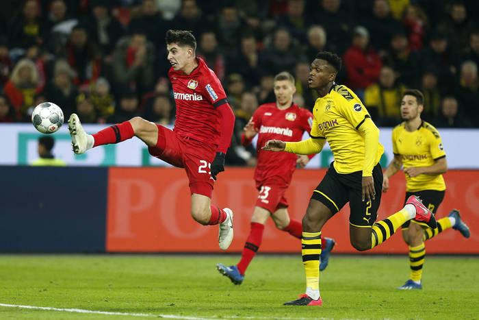 """Jest stanowisko Bayernu Monachium w sprawie transferu Kaia Havertza. """"Powiem to jasno"""""""