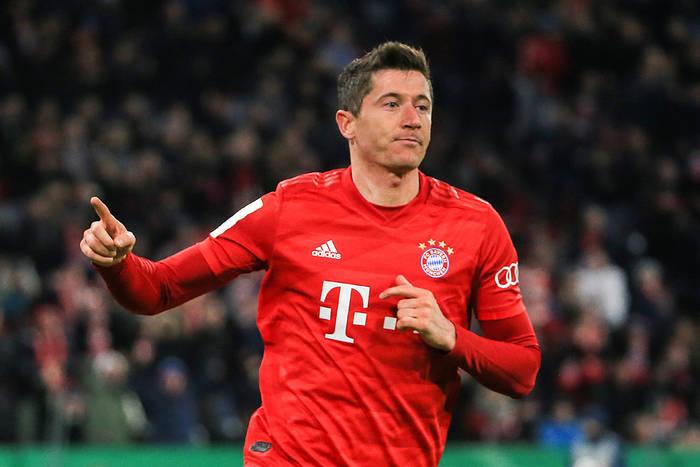 Przewidywane składy na mecz Lazio - Bayern. 17-latek za plecami Lewandowskiego