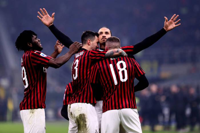 Genialny mecz Milanu z Juventusem! Od 0:2 do 4:2 w osiemnaście minut! [WIDEO]