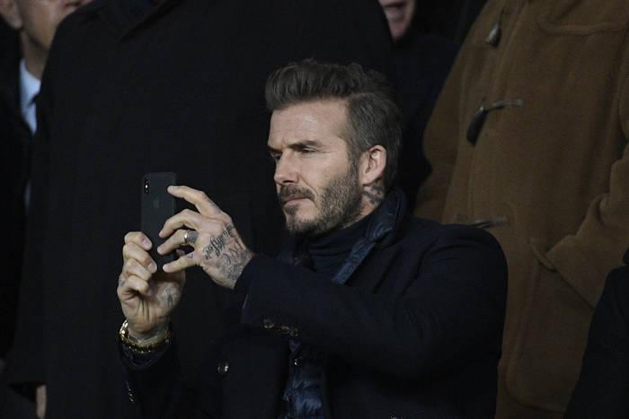"""Wielkie plany Davida Beckhama. """"Chcemy sprowadzać tu takich piłkarzy jak Leo Messi i Cristiano Ronaldo"""""""