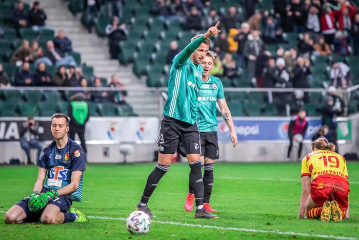 Składy na mecz Legia Warszawa - Górnik Zabrze. Aleksandar Vuković znów gra na dwóch napastników