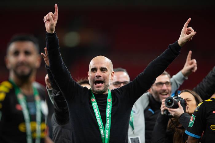 Manchester City z pewnym zwycięstwem w Pucharze Anglii. Drużyna Guardioli ustanowiła nowy rekord kraju [WIDEO]