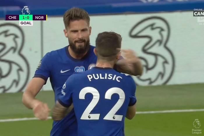 """Chelsea coraz bliżej Ligi Mistrzów! """"The Blues"""" męczyli się z outsiderem, ale wyszarpali zwycięstwo [WIDEO]"""