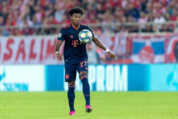 Bild: Skomplikowana sytuacja Davida Alaby. Austriak bierze pod uwagę transfer tylko do dwóch klubów