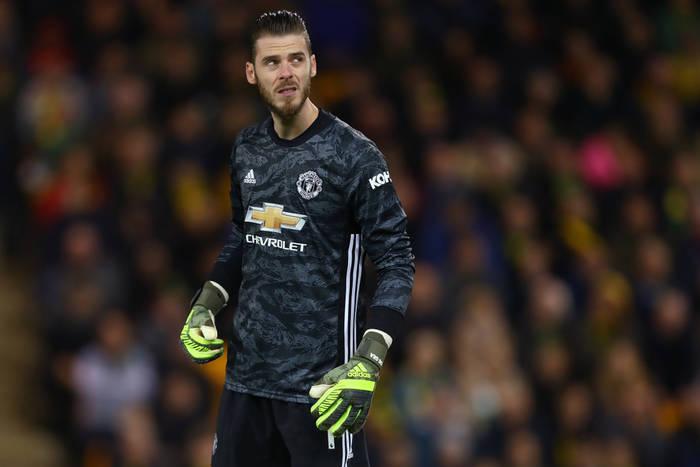 Manchester United podjął ważną decyzję. David de Gea nie może być zadowolony