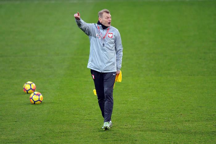 Bogdan Zając po wygranej z Piastem Gliwice: Taki cel założyliśmy sobie przed meczem