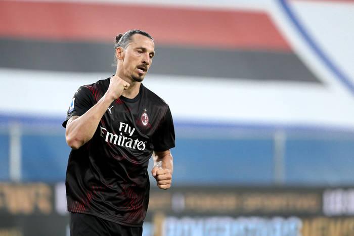 Media: Zlatan Ibrahimović z nowym kontraktem w Milanie. Potwierdzenie jeszcze dziś?