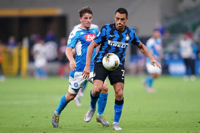 Alexis Sanchez oficjalnie w Interze Mediolan. Chilijczyk podpisał trzyletnią umowę