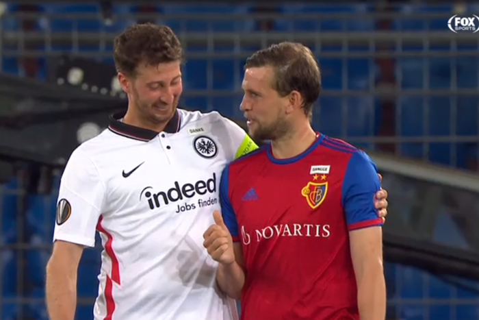 Piłkarze FC Basel zameldowali się w ćwierćfinale Ligi Europy. Jeden gol w rewanżu
