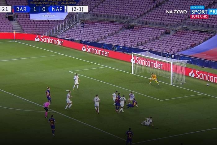 Niewiarygodny rajd Leo Messiego! Gwiazdor FC Barcelony ośmieszył obrońców Napoli [WIDEO]