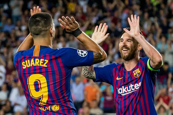 """Duet, o którym powstały legendy. Messi, Suarez i najwspanialszy """"bromance"""" w historii futbolu"""