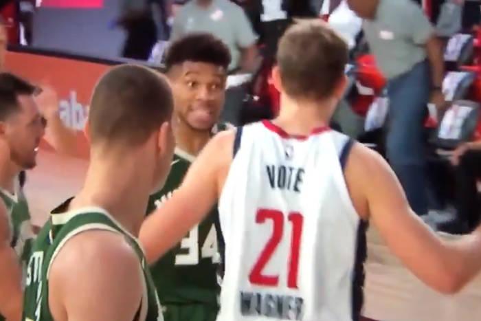Gwiazdorowi NBA puściły nerwy. Skandaliczne zachowanie Giannisa Antetokounmpo [WIDEO]