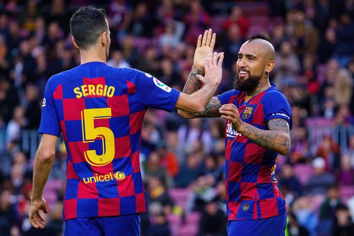 """Arturo Vidal wierzy w pokonanie Bayernu. """"FC Barcelona to najlepsza drużyna na świecie"""""""