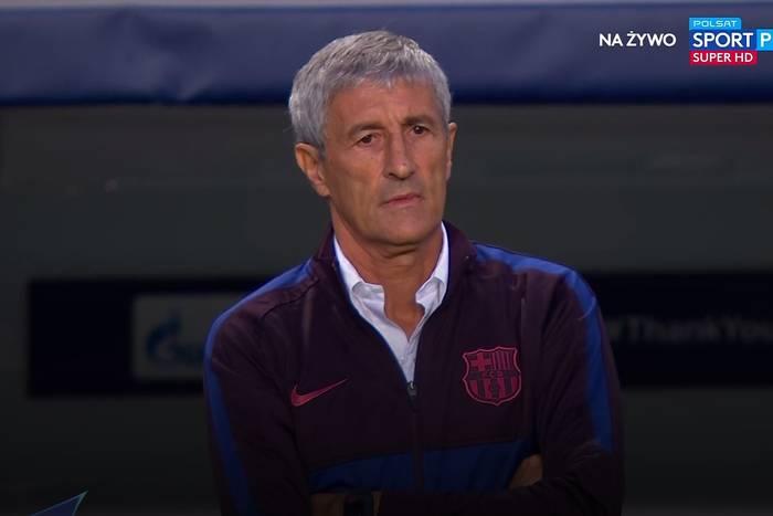 Fabrizio Romano: Quique Setien zwolniony! FC Barcelona będzie miała nowego trenera, dwóch kandydatów