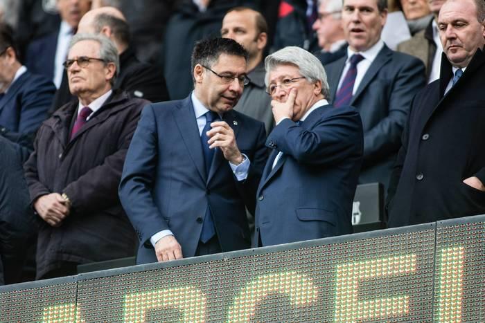 Josep Maria Bartomeu i trzech działaczy w rękach policji! Przeszukanie w siedzibie FC Barcelony
