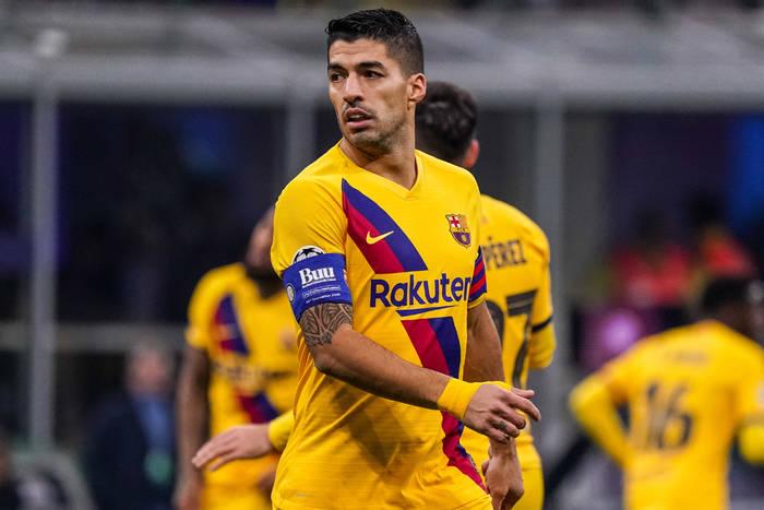 Cztery miliony euro za Luisa Suareza. Snajper pożegnał się z kolegami, popłakał się po treningu [WIDEO]