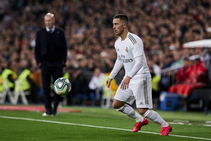 Zniszczona kostka, duży brzuszek i upływające lata. Eden Hazard w coraz gorszej sytuacji w Realu Madryt