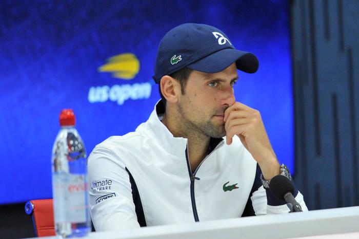 """Novak Djoković zabrał głos po dyskwalifikacji z US Open. """"To było niezamierzone, ale bardzo złe"""""""