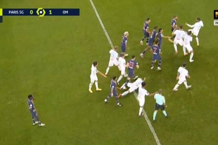 Ogromne nerwy i wielkie emocje w hicie Ligue 1. Pięć czerwonych kartek, kolejna porażka PSG! [WIDEO]