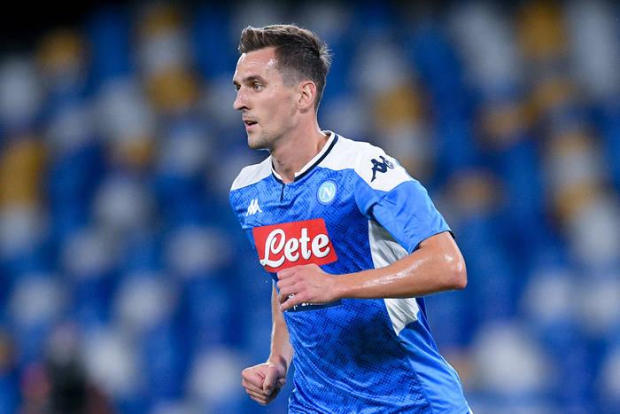 Nowe problemy przy transferze Arkadiusza Milika. Polak nie może porozumieć się z Napoli