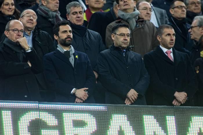 """Szef La Liga uderza w Josepa Marię Bartomeu. """"Był kierowany przez Florentino Pereza. Ma zerowy autorytet"""""""