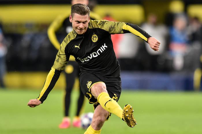 """Borussia Dortmund wyjaśniła powód absencji Łukasza Piszczka. """"Wracaj szybko do zdrowia!"""""""