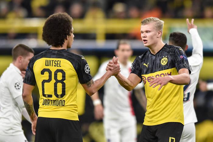 Borussia Dortmund wygrywa bez Piszczka. Show młodych w pierwszym ligowym meczu sezonu [WIDEO]