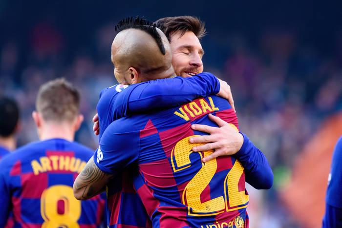 Leo Messi pożegnał Arturo Vidala. Specjalny wpis w mediach społecznościowych