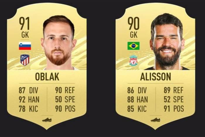 Którzy bramkarze z gry FIFA 21 są najlepsi? Oto ranking 50 najwyżej notowanych golkiperów