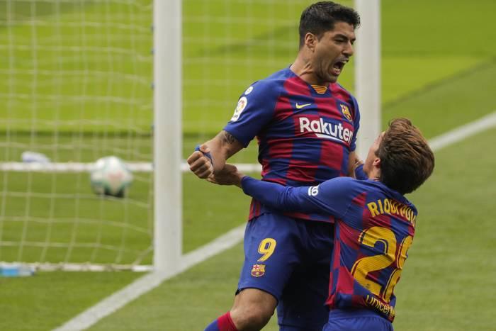 FC Barcelona dogadała się z Luisem Suarezem. Piłkarz z zielonym światłem na transfer, nie odejdzie za darmo