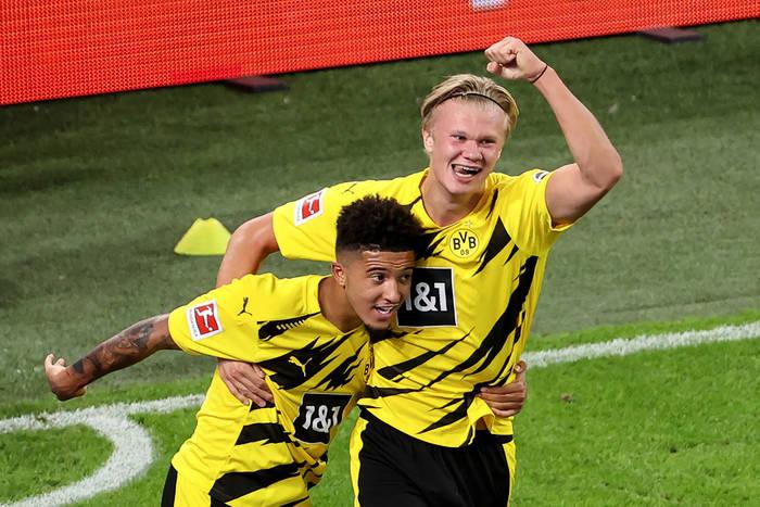 Tak prezentuje się TOP10 najdroższych graczy Bundesligi. Piłkarze Borussii Dortmund na czele stawki