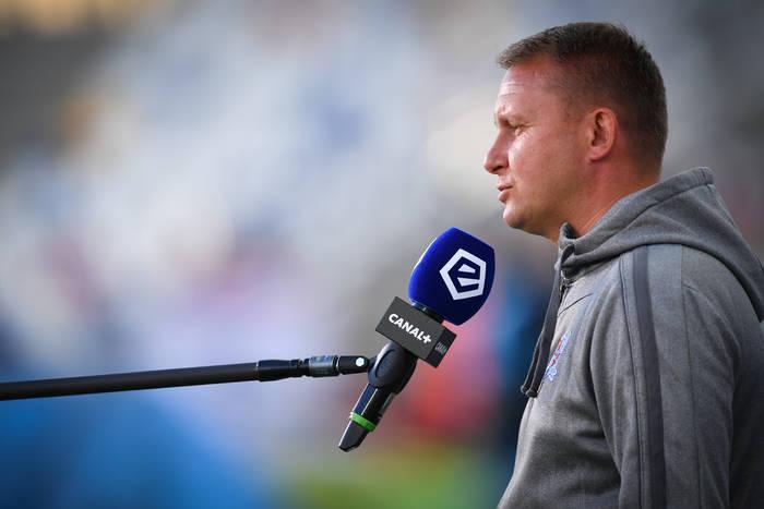 Trener Podbeskidzia Bielsko-Biała po porażce 0:3: Mieliśmy bardzo dobry plan na mecz